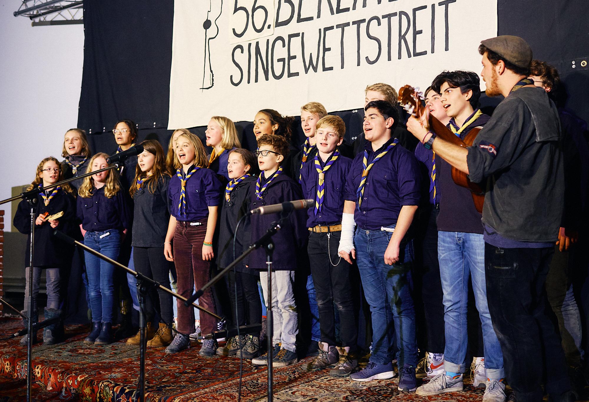 Berliner Singewettstreit 2019